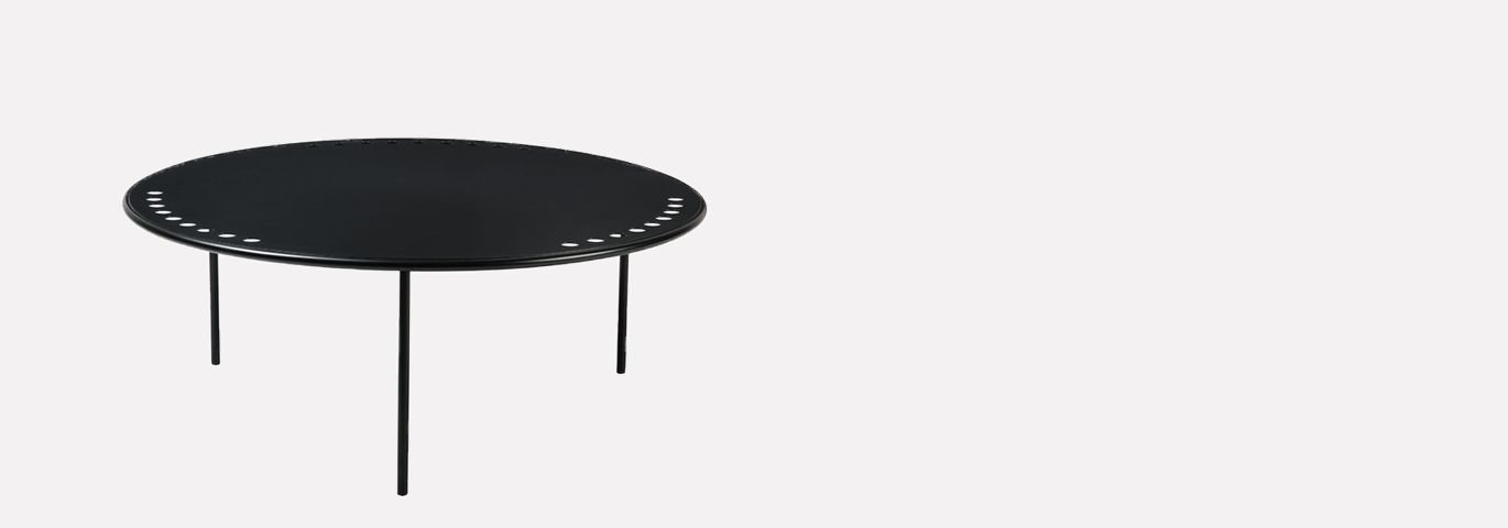 GUBI COPPACABANA COFFEE TABLE 1370*480 G