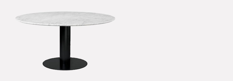 GUBI ROUND TABLE 150CM 1370*480 G