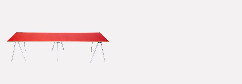BULO TABLE SCHRAAG 1370*480 G