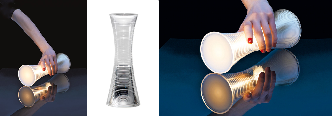 ARTEMIDE LAMPE COME TOGETHER 1370*480 AMBIANCE 1