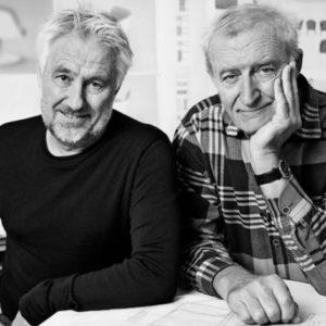Johannes Foersom & Peter Hiort– Lorenzen
